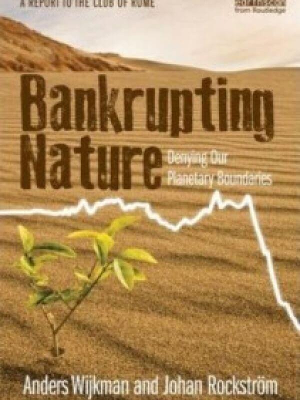 Bankrupting Nature<span> – 2012</span>