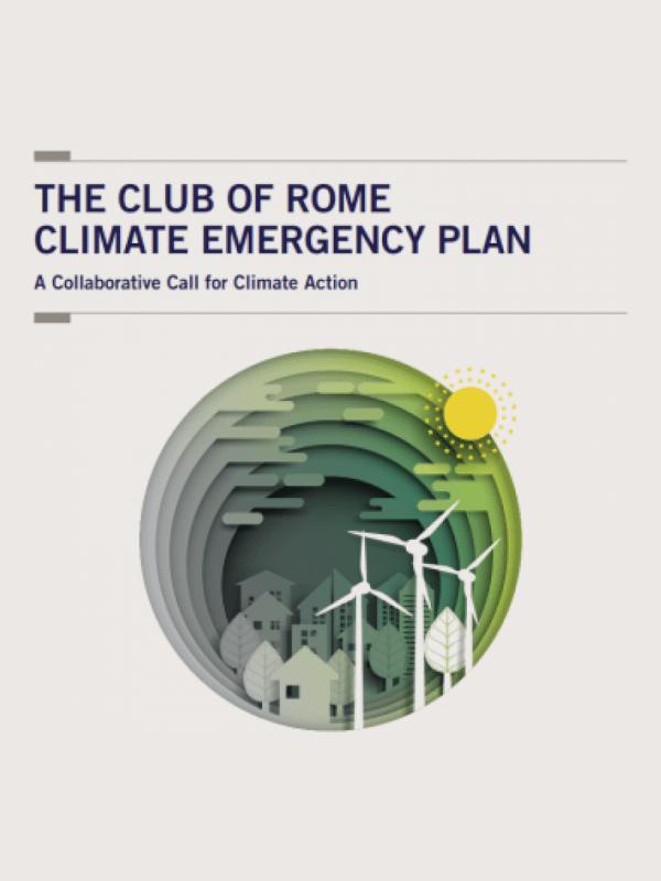 The Climate Emergency Plan<span> – 2018</span>