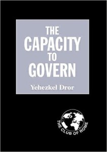 The Capacity to Govern