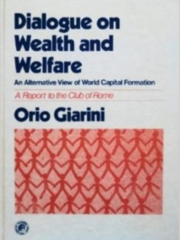 Dialogue on Wealth and Welfare<span> – 1980</span>