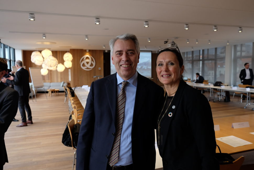 The Club of Rome launches Finance Impact Hub in Brussels