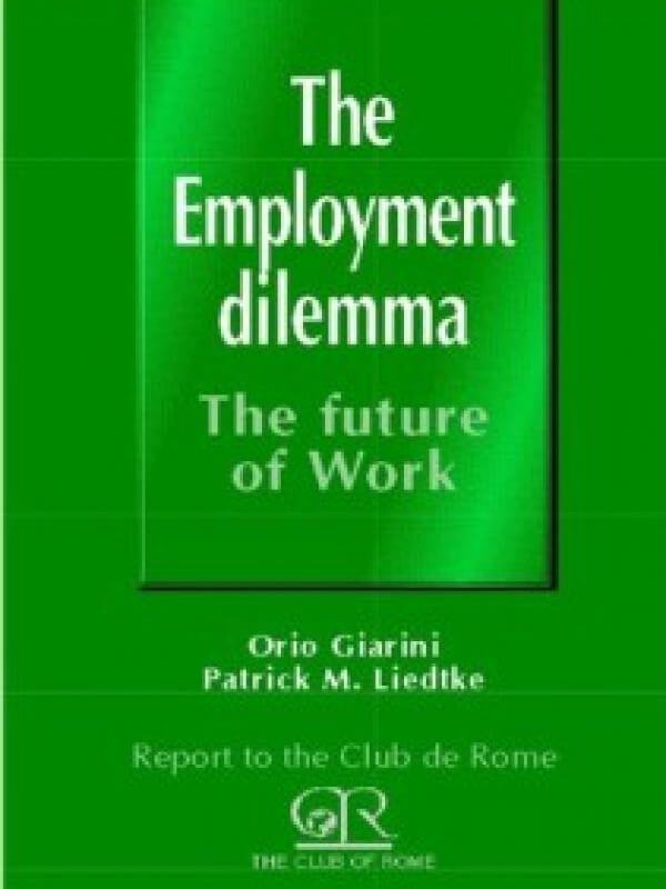 The Employment Dilemma<span> – 1996</span>
