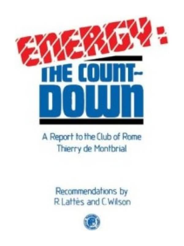 Energy: The Countdown<span> – 1979</span>