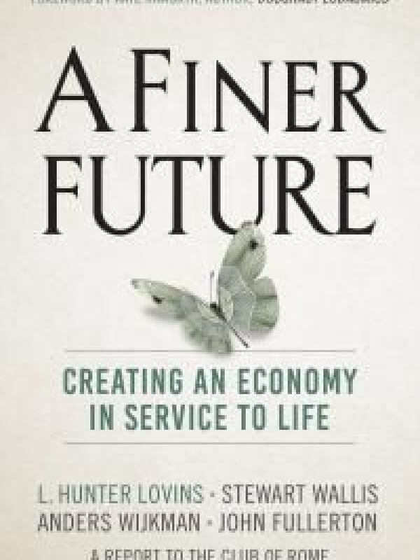 A Finer Future<span> – 2018</span>