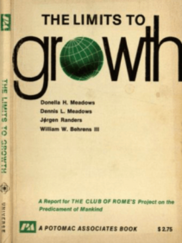 The Limits to Growth<span> – 1972</span>