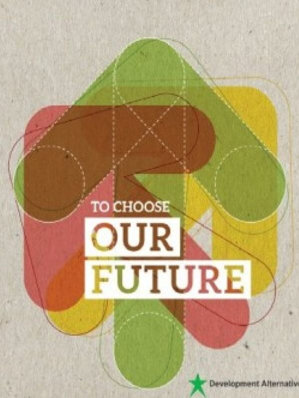 To Choose Our Future<span> – 2015</span>