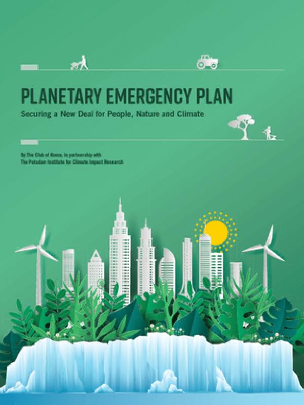 The Planetary Emergency Plan<span> – 2019</span>