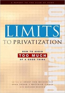 Limits to Privatization