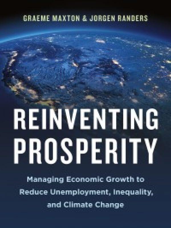 Reinventing Prosperity<span> – 2016</span>