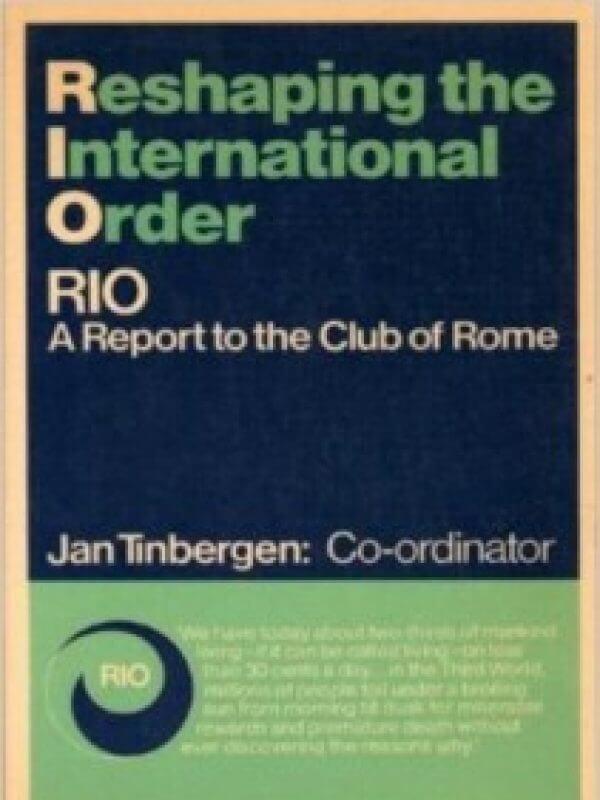 Reshaping the International Order<span> – 1976</span>