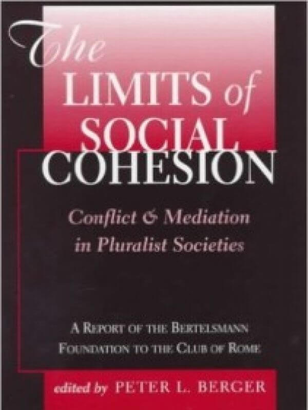 The Limits to Social Cohesion<span> – 1998</span>