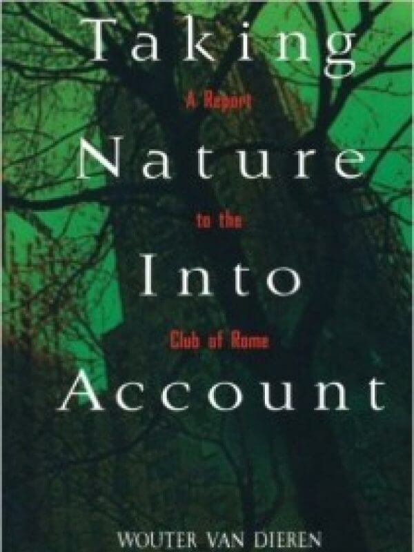 Taking Nature into Account<span> – 1995</span>