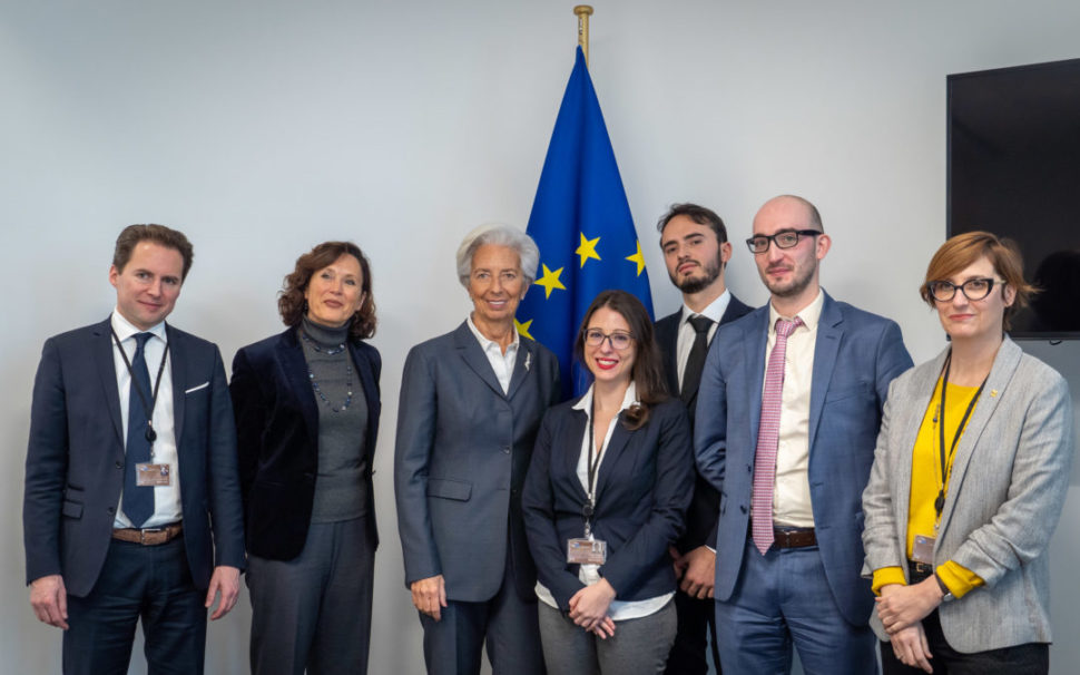 NGOs call on ECB to act on climate change