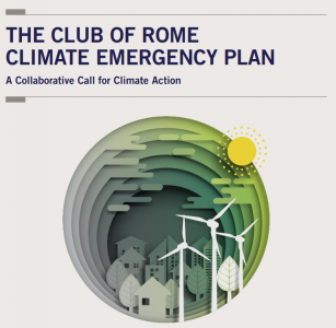 The Club of Rome launches its Climate Emergency Plan at the European Parliament