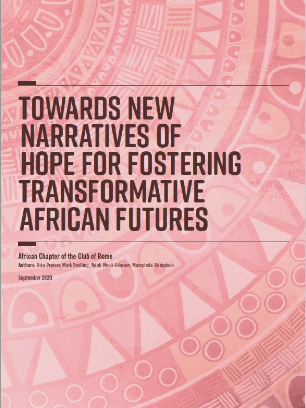 Towards New Narratives of Hope for Fostering Transformative African Futures<span> – 2021</span>