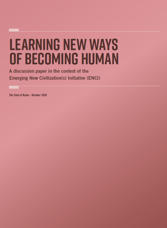 Learning New Ways of Becoming Human