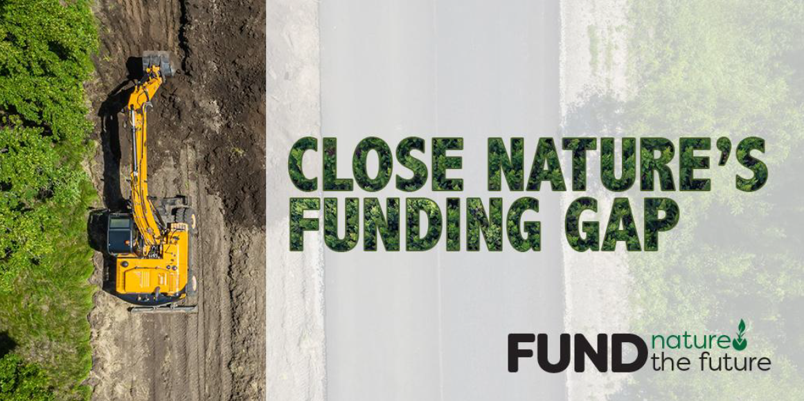 Press Release: Fund Nature, Fund the Future