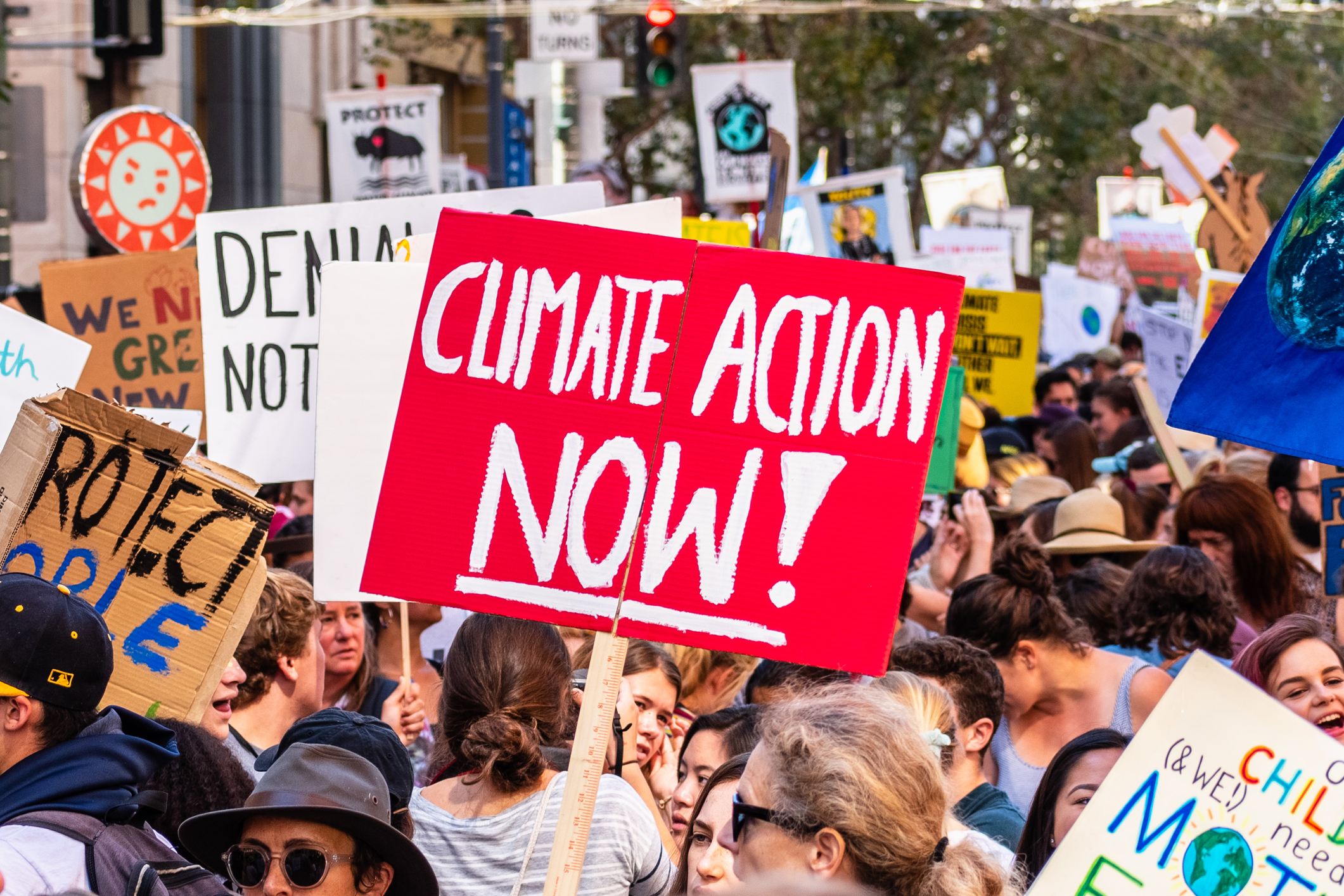 We must act now to deal with the planetary emergency